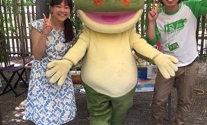 蛙祭2017 堀越神社