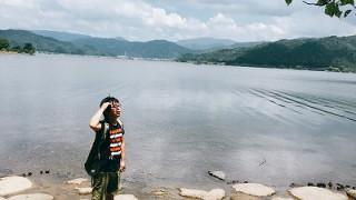 夏休みのおでかけにちょっとカエルプラン~琵琶湖編~